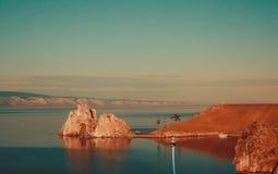 baikal jeziora Fotografia Stock