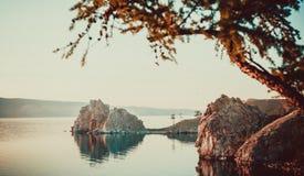baikal jeziora Zdjęcie Stock