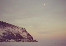 baikal jeziora Obraz Royalty Free