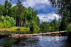 baikal jeziora Zdjęcia Stock