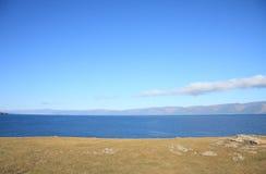 baikal jezioro Obraz Royalty Free