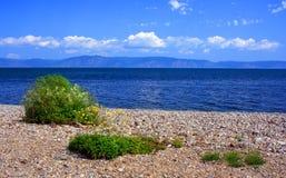 baikal jezioro Russia obrazy stock