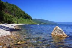 baikal jezioro Russia obraz royalty free