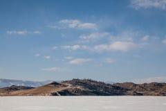 Baikal-Küste Lizenzfreies Stockfoto
