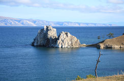 Baikal lake Stock Image