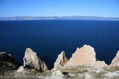 Baikal lake Stock Image