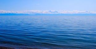 Baikal Lake Royalty Free Stock Photo