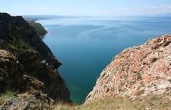 baikal lake Arkivbild