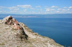 The Baikal lake. Royalty Free Stock Images
