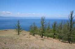The Baikal lake. Stock Photo