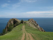 Baikal lake Royalty Free Stock Image