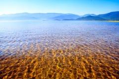 baikal lake Royaltyfria Foton