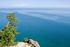Baikal lake Royalty Free Stock Photos