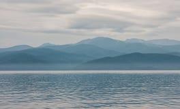 baikal lake russia Royaltyfri Bild