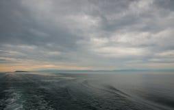 baikal lake russia Arkivbild