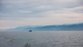 baikal lake russia Fotografering för Bildbyråer