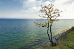 Baikal lake. Royalty Free Stock Photos