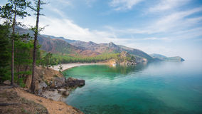 Baikal Landscape Royalty Free Stock Photo