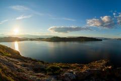 Baikal lato Zdjęcie Royalty Free