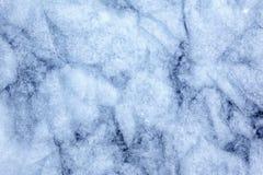 Baikal lodu tekstura Obraz Royalty Free