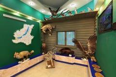 Baikal Museum Stock Image