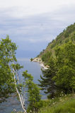 The Baikal open spaces! Royalty Free Stock Image
