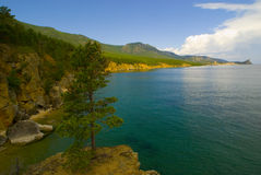 The Baikal open spaces! Royalty Free Stock Images
