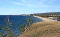Baikal See Lizenzfreies Stockbild