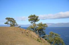 Baikal See Stockfoto