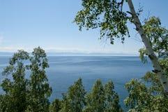 Baikal See Stockfotografie