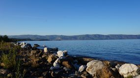 Baikal, Shaman Royalty Free Stock Images