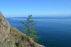 Baikal, Siberia, Russia. Baikal Lake, Irkutsk region, Siberia, Russia Royalty Free Stock Photography