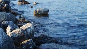 The Baikal summer tourism water the sun Sludyanka Royalty Free Stock Images