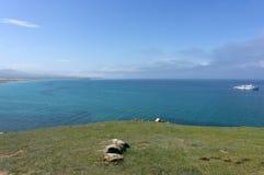 Baikal tranquille Photographie stock libre de droits