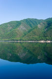 Baikal tranquilo Foto de archivo