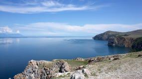 Baikal, Umhang Bodun Lizenzfreies Stockbild