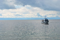 Baikal widok Obrazy Royalty Free