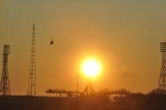 Baikonur Cosmodrome Stock Foto