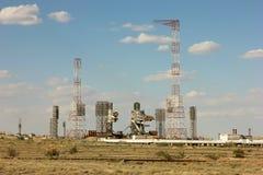 Baikonur Cosmodrome. Buran. Kazakhstan Stock Image
