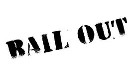 Bail out stamp Stock Photos