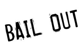 Bail out stamp Stock Photography