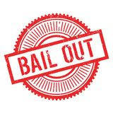 Bail out stamp Royalty Free Stock Photography