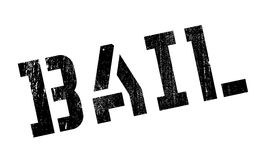 Bail rubber stamp Royalty Free Stock Images