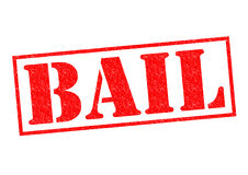 BAIL Rubber Stamp Royalty Free Stock Image