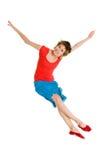 Bailarín Foto de archivo