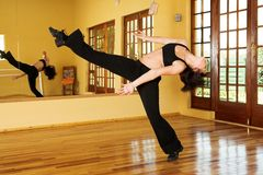 Bailarín #23 Fotografía de archivo