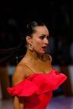 Bailarín Ana Firstova Fotografía de archivo