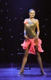Bailarín atractivo Imagenes de archivo
