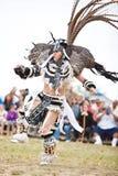 Bailarín azteca fotografía de archivo libre de regalías
