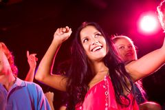 Bailarín bonito Imagen de archivo libre de regalías